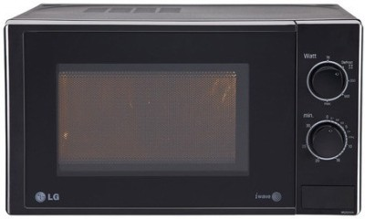 LG 20 L Solo Microwave Oven (MS2025DB, Black)