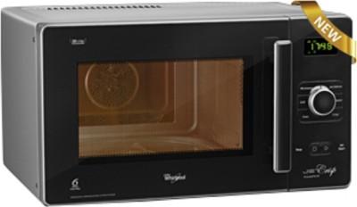 Whirlpool 25 L Convection Microwave Oven (Jet Crisp Steam Tech, Matt Silver)