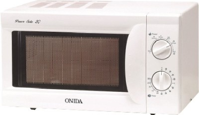 Onida 20 L Solo Microwave Oven (MO20SMP21W, White)