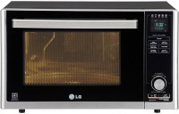 LG 32 L Convection Microwave Oven(MJ3283BG, Silver)