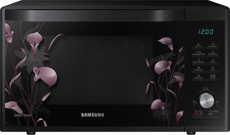 SAMSUNG 32 L Convection Microwave Oven MC32J7055VB/TL