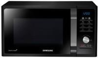 Samsung 23 L Grill Microwave Oven(MG23F301TCK/TL, Black)