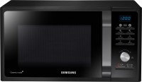 SAMSUNG 23 L Solo Microwave Oven(MS23F301TAK/TL, Black)