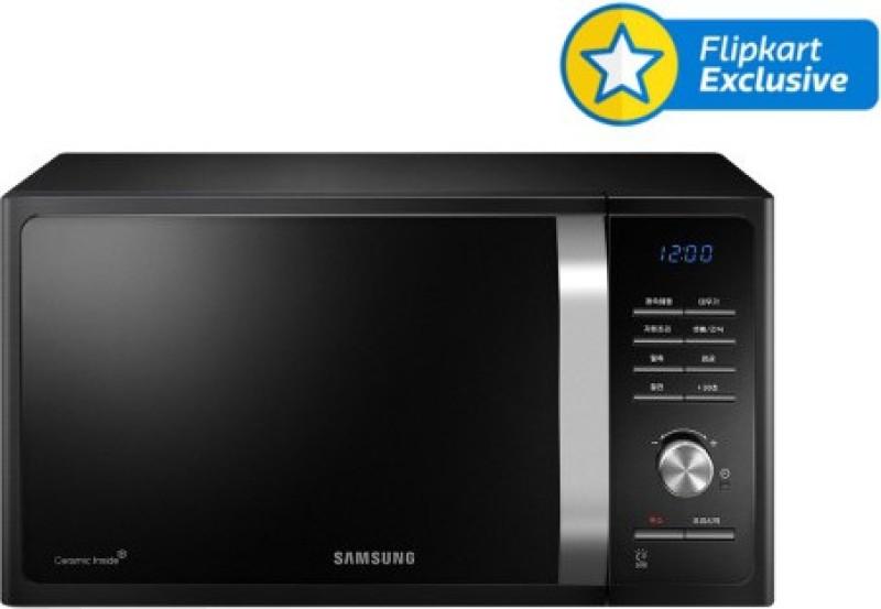 SAMSUNG 23 L Solo Microwave Oven MS23F301TAK/TL