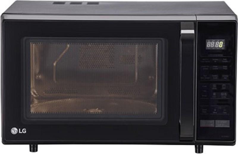 LG 28 L Convection Microwave Oven MC2846BLT