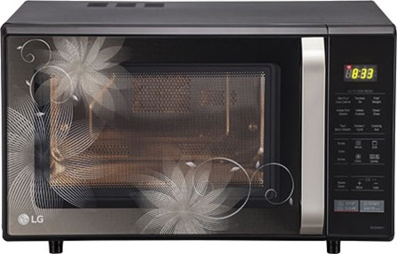 LG 28 L Convection Microwave Oven MC2846BCT