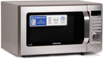SAMSUNG 28 L Convection Microwave Oven (MC285TCTCSQ/TL, Metal Look)