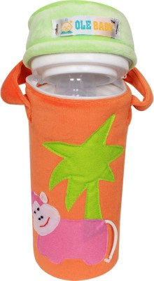 Ole Baby Single Infant Feeding Milk Food Bottle Thermal Warmer (Upto 250ml each)(Pack of 1, Orange)