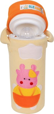 Ole Baby Single Infant Feeding Milk Food Bottle Thermal Warmer (Upto 250ml each)(Pack of 1, Cream)