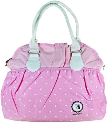 Mommas Baby Super Stylish Spacious Imported Mother Bag / Diaper Bag