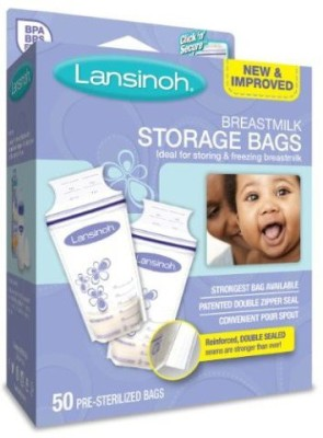Lansinoh BPA and BPS(Pack of 1, Clear)