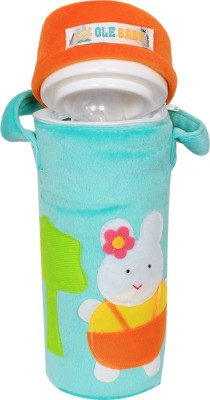 Ole Baby Single Infant Feeding Milk Food Bottle Thermal Warmer (Upto 250ml each)(Pack of 1, Sku Blue)
