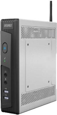 Smartstation 9190 Mini PC - Ubuntu 14.04 LTS, IIntel Bay Trail J1800, Intel Bay Trail J1800, 0 MB Graphics Card, 2 GB DDR3, 32 GB mSATA 2 Mini PC(Silver)