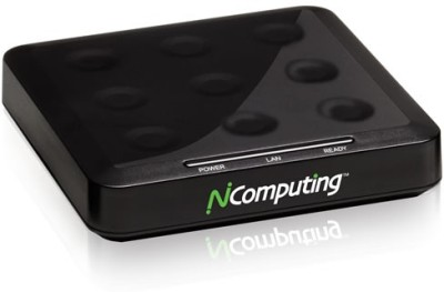 Ncomputing L230 - ARM7, ARM, 1 MB Graphics Card, 256 MB DDR2, 0 GB SDD 256 Mini PC