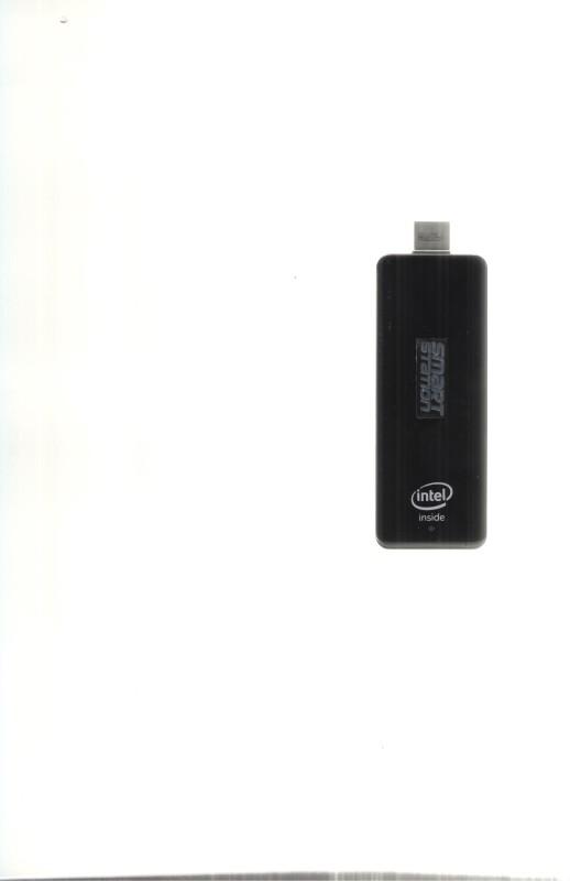 Smart Station Computer Stick - WINDOWS 8.1, Intel Bay Trail-T CR-Z3735F, INTEL, 2 GB Graphics Card, 2 GB DDR3, 32 GB Flash 2 Stick PC(Black)