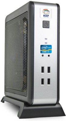 RDP XL-900 - Free DOS, Intel H81 Chipset, Intel Core i7 4770, 4 GB DDR3, 500 GB HDD 4 Mini PC