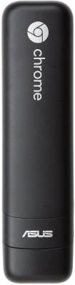 Asus CHROMEBIT - Chrome OS, ARM Mali-T624, Rockchip RK3288, 0 MB Graphics Card, 2 GB DDR3, 16 GB eMMC 2 Stick PC(Black)