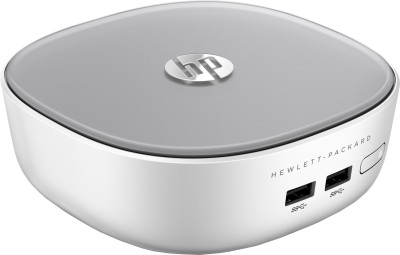 HP Pavilion Mini Desktop 300-010in - Windows 8.1 (64-bit), Intel HM87, Intel Core i3 4025U, 2 GB DDR3, 500 GB HDD 2 Mini PC