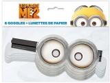 Unique Minion Goggles (Adjustable Strap ...