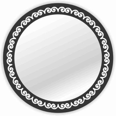 Kartprint Style Decorative Mirror