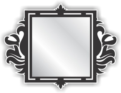 Kartprint 7 Decorative Mirror