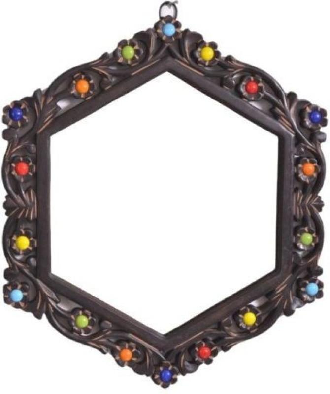 Onlineshoppee AFR2378 Bathroom Mirror(Round)