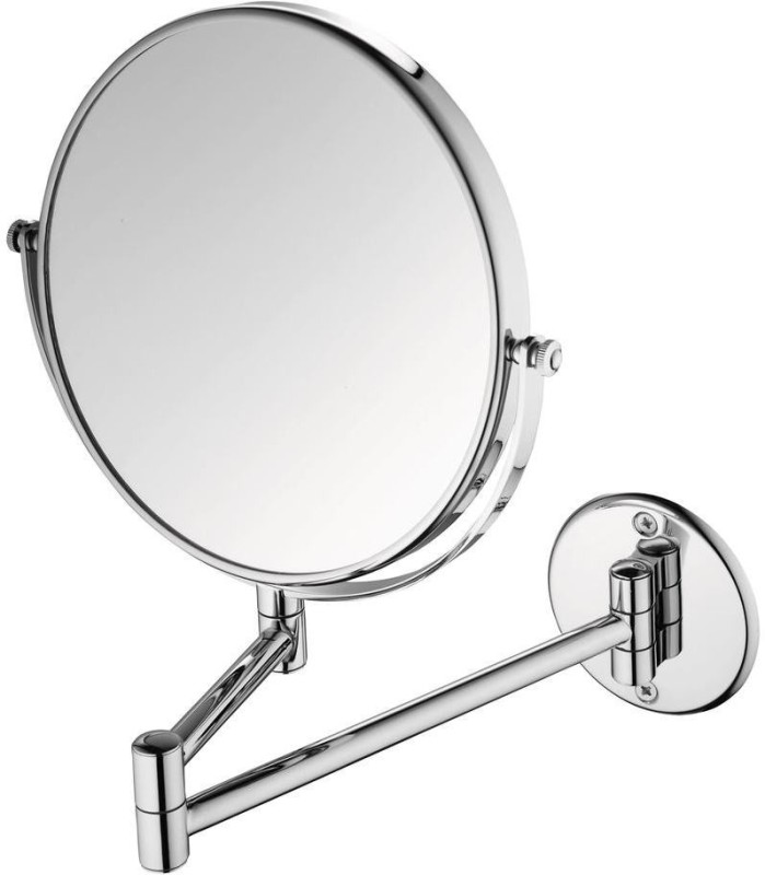 Smart Care Sc-030 Magnifying Mirror(Round Finish : Steel)