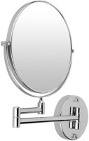 Dolphy 5x shaving and Make-up 6 inch Magnifying Mirror(Round)