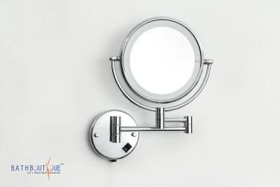 Bath Boutique 3x Led Light Magnifying Mirror