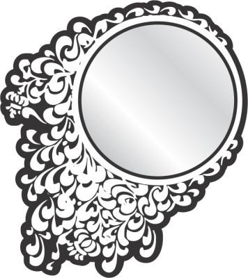 Kartprint 12 Decorative Mirror