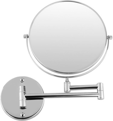 Zahab SA008 Magnifying Mirror(Round Finish : Mirror Finish) at flipkart