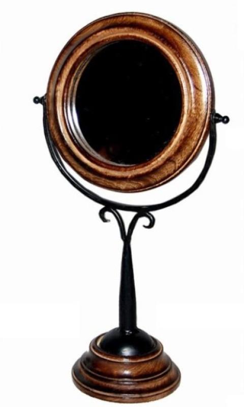 Onlineshoppee AFR1109 Bathroom Mirror(Round)