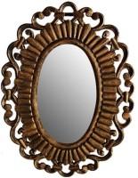 Hallmarc Walldecor Bathroom Mirror(Rectangular)