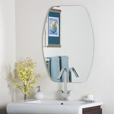 SDG M-104 Bathroom Mirror(Rectangle Finish : Cerium IV Oxide)
