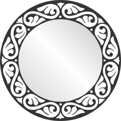 Kartprint 04 Decorative Mirror
