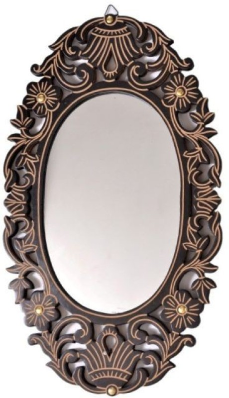 Onlineshoppee AFR2377 Bathroom Mirror(OVAL)