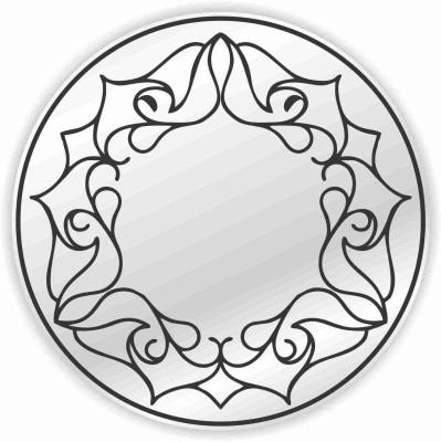 Kartprint Border Decorative Mirror