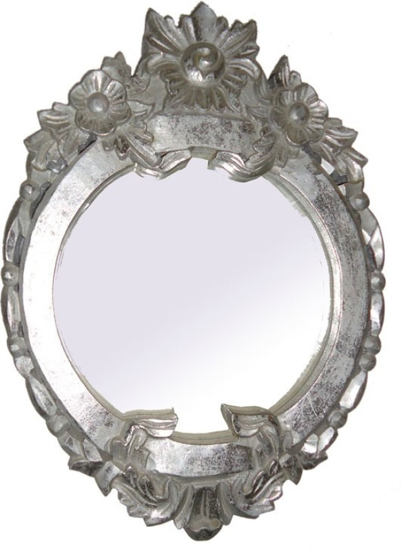 Salt & Grey Interiors SG107003 Decorative Mirror(Decorative Finish : Antique Silver Finish)