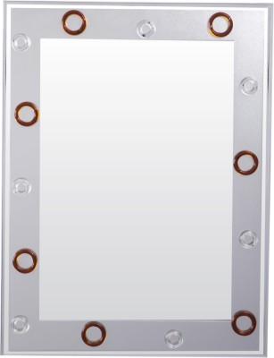 Creative Glass Studio COPPER & SILVER Decorative Mirror