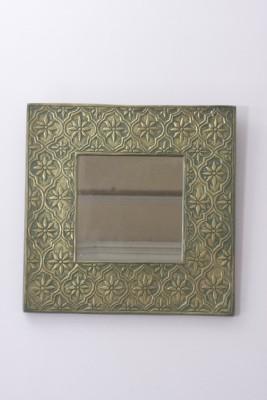 Goyal India 26951 Decorative Mirror (Square)