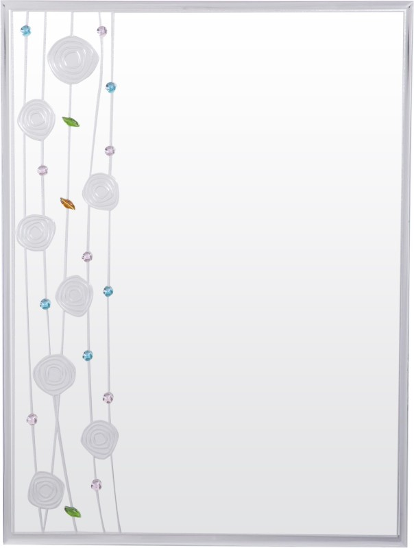 Creative Glass Studio CARA Decorative Mirror(Rectangle Finish : Bevelled Finish)