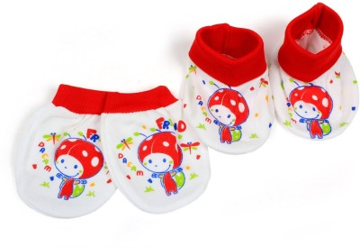 Baby Bucket Baby Girl's Mittens