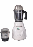 Max Well MMG202 450 W Mixer Grinder(White, 2 Jars)