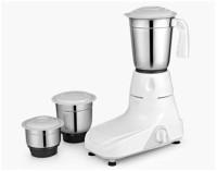 Ameet Popular 550 W Mixer Grinder(White, 3 Jars)