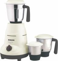 Borosil Home Star 500 W Mixer Grinder(Dual Color, 3 Jars)