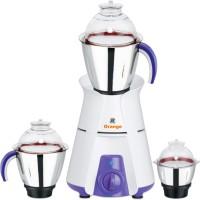 ORANGE Evita 1000 W Mixer Grinder(Multicolor, 3 Jars)