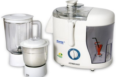 Silverline 600W Juicer Mixer Grinder (2 Jars)