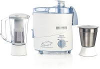 Philips HL1631 500 W Juicer Mixer Grinder(Blue, 2 Jars)