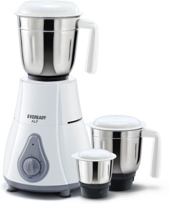 Eveready ALF 500W Mixer Grinder (3 Jars)