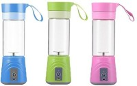 Premsons Mix & Go Nutri Juicer 380ml Portable Wireless Rechargeable Automatic Electric Mini Bottle W 12 W Juicer